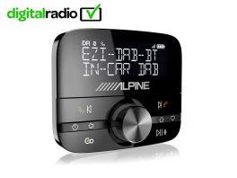 Alpine EZI-DAB-BT Sintonizzatore universale DAB/DAB+ con Bluetooth