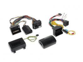 Alpine APF-X100BM Interfaccia per comandi al volante, sensori di parcheggio e Clima BMW S. X1/X3