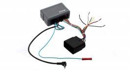 Alpine APF-D100AU Interfaccia comandi al volante e recupero display Audi ISO