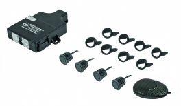 Phonocar 06938 Kit Sensori di parcheggio digitali ant. con autoblanking foro installazione 19,5 mm