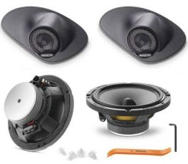 Focal IFP 207 Kit Altoparlanti a 2 vie separate da 165 mm (6,5'') 140W per Peugeot