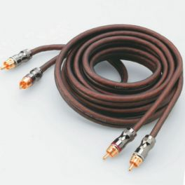 Focal ER 3 Cavo RCA da 3 mt per amplificatori HIGH END