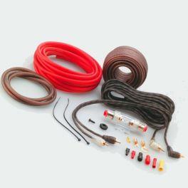 Focal PK8 Kit cablaggi 8,3 mm2 per installazione amplificatori e altoparlanti
