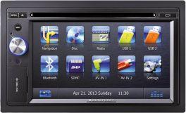 Blaupunkt NEW YORK 845 WORLD autoradio 2 Din, Bluetooth e GPS