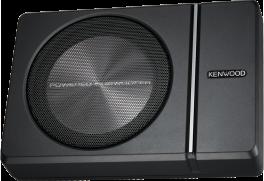 Kenwood KSC-PSW8 Subwoofer amplificato sottosedile 250W attivo con controllo remoto
