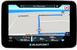 Blaupunkt BLK504 Travel Pilot 73EU LMU Navigatore GPS 7 pollici