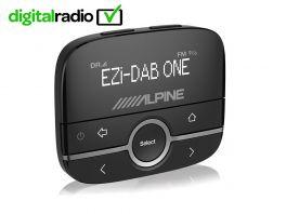 Alpine EZi-DAB-ONE Ricevitore universale DAB /DAB+ con AUX-IN
