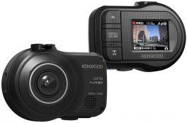 Kenwood DRV-430 Dashcam Full HD con GPS e  display da 1,5 pollici