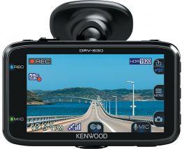 Kenwood DRV-830 Dashcam Quad HD in HDR con GPS e  display da 3 pollici