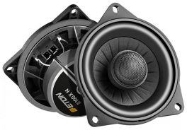ETON B100X N coassiali specifico BMW midrange 100% Plug & Play COPPIA