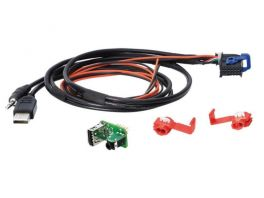 Alpine KCE-BLUEFIAT Kit per ripristino USB/AUX e BLUE & ME PER Fiat, Alfa e Lancia