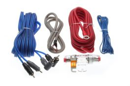 Kit collegamento amplificatore da 10mm2 V10 completo