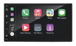 "Phonocar VM012E autoradio Car Play, Androind Auto, GPS mappe EU,2 DIN 6.75"" TFT/LCD, DAB+"