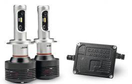 Phonocar 07403 Kit Led 07503 H7 e Interfaccia CAN BUS 07563 coppia fari LED + centralina