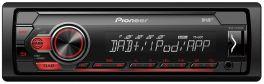 Pioneer MVH-S210DAB Autoradio 1 DIN con DAB+, Spotify e USB