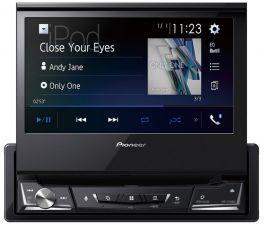 Pioneer AVH-A7100BT autoradio 1 DIN  7'' resistivo Touch Panel / RGB / USB / CD / DSP / Spotify