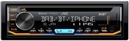 JVC KD-DB902BT autoradio 1 DIN con DAB+, Bluetooth, Spotify CD / USB / AUX-IN / iOS