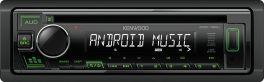 Kenwood KDC-130UG autoradio 1 DIN CD con AUX frontale / autoradio USB anteriore