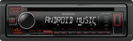 Kenwood KDC-130UR autoradio 1 DIN CD con AUX frontale / autoradio USB anteriore