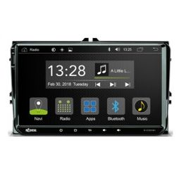 Radical RC10VW1 stazione multimediale per VolksWagen, Skoda e SEAT, ANDROID 7.1