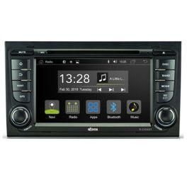 Radical RC10AD1 stazione multimediale per AUDI A3, S3 e SEAT, ANDROID 7.1
