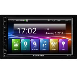 "Hardstone DLA70 autoradio 2 DIN 7"" con GPS, bluetooth, ANDROID 7.0 WIFI"