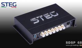 STEG SDSP68 Processore Digitale DSP a 6 ingressi e 8 uscite