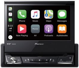Pioneer AVH-Z7200DAB autoradio 1 DIN con Apple CarPlay, Android Auto, DAB/DAB+, Waze e Bluetooth