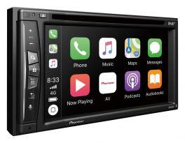 Pioneer AVIC-Z720DAB autoradio 2 DIN con GPS, DAB+, DVD, USB, AV, Bluetooth, Waze e Apple CarPlay via wireless