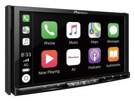 Pioneer AVIC-Z820DAB autoradio 2 DIN con GPS, DAB+, DVD, USB, Bluetooth, Waze, Apple CarPlay via wireless e Android Auto