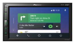 Pioneer SPH-EVO62DAB Sistema multimediale modulare Bluetooth, Waze, Apple CarPlay e Android Auto