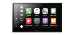 "Pioneer SPH-EVO82DAB autoradio modulare 8"", DAB+, DVD, Apple CarPlay e Android Auto"