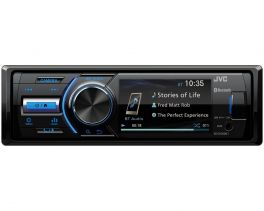 "JVC KD-X560BT autoradio 1 DIN digitale schermo 3"" e bluetooth integrato"