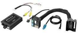 Interfaccia retrocamere universali su autoradio Volkswagen, Seat, Audi, Phonocar 05932