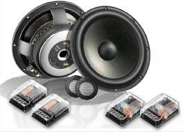 ETON MAS 160 sistema altoparlanti 2 vie HIFI 165mm made in Germany
