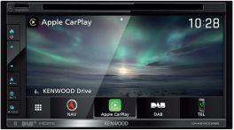 Kenwood DNX5190DABS autoradio 2-DIN DAB+ con GPS, Apple carplay, Android Auto, Bluetooth, Spotif, dash cam Link, Dual USB