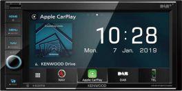 Kenwood DNR4190DABS autoradio DAB+ con GPS, Apple carplay, Spotify, Bluetooth, HDMI