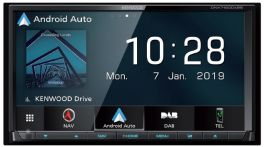 Kenwood DNX7190DABS autoradio 2 DIN, Bluetooth, GPS, Apple Car Play ,Android