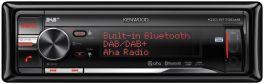 Kenwood KDC-BT73DAB Autoradio CD/USB con tuner DAB e DAB+ e vivavoce BT integrati