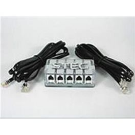 STEG HUB 01 per USB 01 per il collegamento all'interfaccia USB di 10 amplificatori STEG K Competition