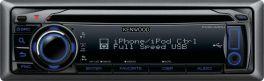 Kenwood KMR-M440U Autoradio MARINO 1 DIN Sintolettore controllo iPod
