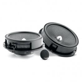 Focal IS165VW Kit altoparlanti a 2 vie separate da 16,5 cm (6.5'') 120W per VW
