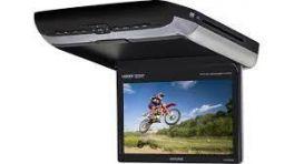 """Alpine PKG-RSE3HDMI Monitor da tetto LCD a colori 10.2"""" CD/DVD/USB con 2 ingressi HDMI"""