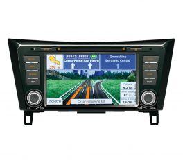 MACROM M-OF7060 Autoradio per Nissan Qashqai J11 e X-Trail T32 con GPS e Bluetooth