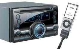 Clarion CX501E Autoradio 2 DIN CD/USB/MP3/WMA BLUETOOTH