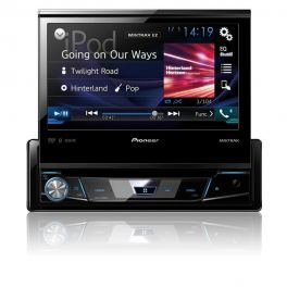 "Pioneer AVH-X7800BT Autoradio 1 DIN touchscreen motorizzato 7"" schermo Clear Type ,Bluetooth, USB"