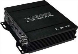 Audio System X120.2D Amplificatore 2 canali  2/4 ohm 400W