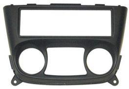 Mascherina  1 DIN per Nissan Almera 02-06 colore nero