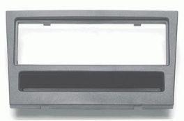 Mascherina 1 DIN per Opel Agila-Signum-Vectra 04- Corsa 06- colore grigio