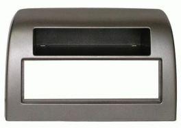 Mascherina 1 DIN per Lancia Ypsilon 03-11 colore antracite